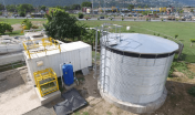 Dairy Industries, Jamaica Wastewater Treatment Plant